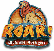 Scripture Camp - ROAR: Life is Wild; God is Good!