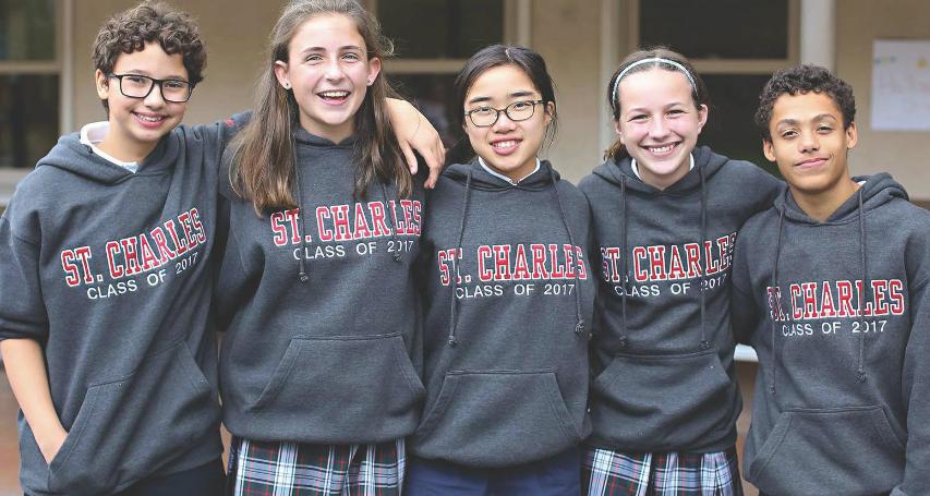 St. Charles School / Homepage